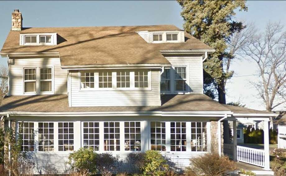 34 Gurley Road in Stamford sold for $1,400,000. Photo: Google Street View