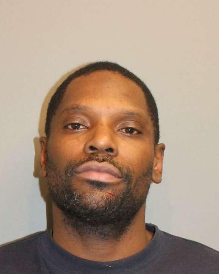 Louis Cannon, 38, of Standish Street, Hartford Photo: Norwalk Police Dept.