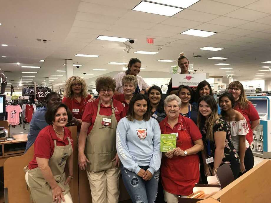 The Woodlands Charities, Inc., an organization that raises money through a Chef Showdown and Halloween party, have chosen to donate their 2019 funds to the Assistance League of Montgomery County's Operation School Bell program. The program identifies economically disadvantaged children within the county whose families may not be able to buy them new clothes to wear to school and sets them up with a shopping spree. Photo: Courtesy Photos / Courtesy Photos