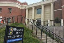 The Hamden Police Department.