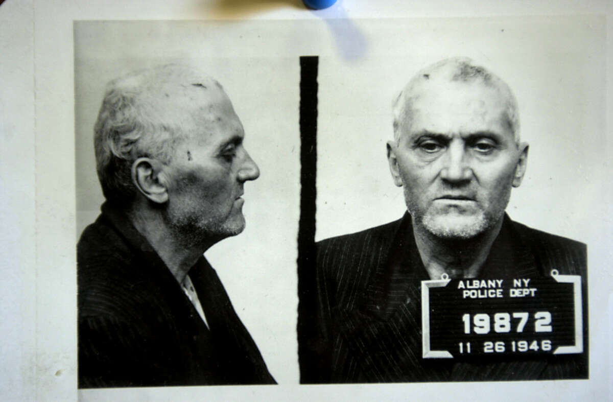 Albany police believe Ralph Moccio killed his wife, Emma Perreault Moccio, in the 1940s and buried her in a 55-gallon drum at a South Pearl Street business in Albany. Her body was found in February 2004. Ralph Moccio, under a different name, was later convicted of the 1930s murder of a former girlfriend in New Jersey. He killed himself in prison in 1950.