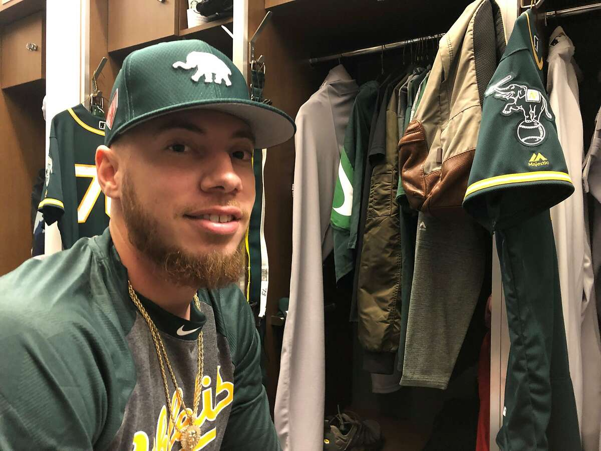 After a long road through independent ball, Tyler Alexander joined the A's on Thursday.