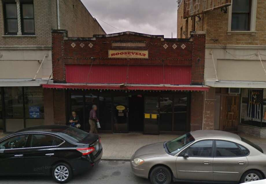 The Roosevelt Buffet on South Flores Street closed Sunday after more than 80 years in business. The owners hope to reopen it in a different part of downtown, operator Anthony Orozco said. Photo: Google Maps Screenshot