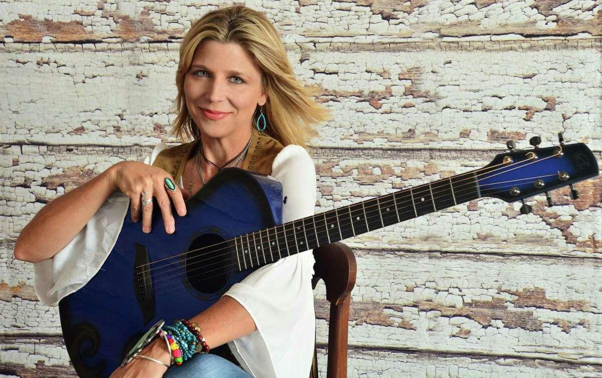 Folk singer Terri Hendrix is playing live online on Wednesday.