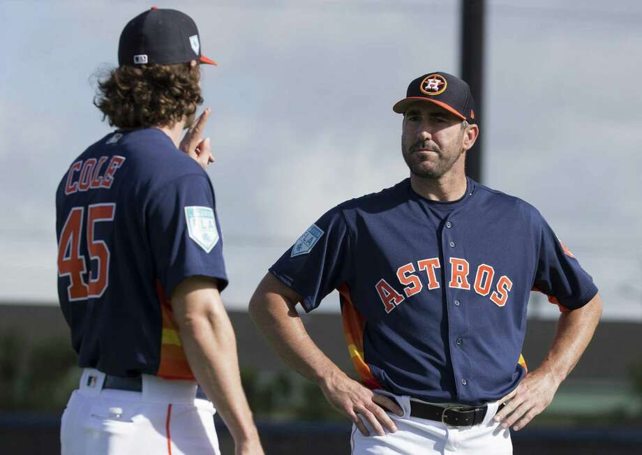 PHOTOS: Feb. 21 - Astros spring training 