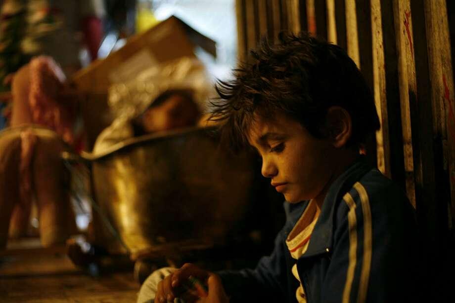 "Zain Al Rafeea in ""Capharnaum."" (Sony Pictures Classics)"