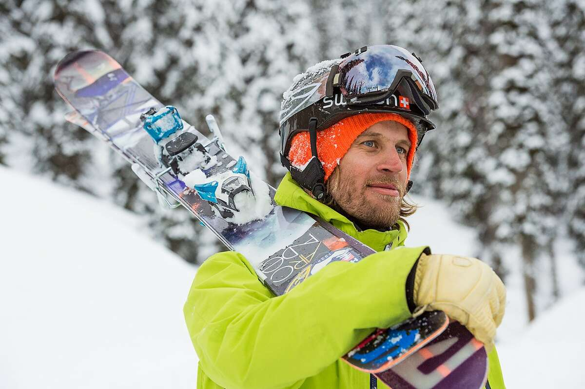Cody Townsend, who lives in Tahoe City, wants to ski down 50 of the most toughest descents in the world.