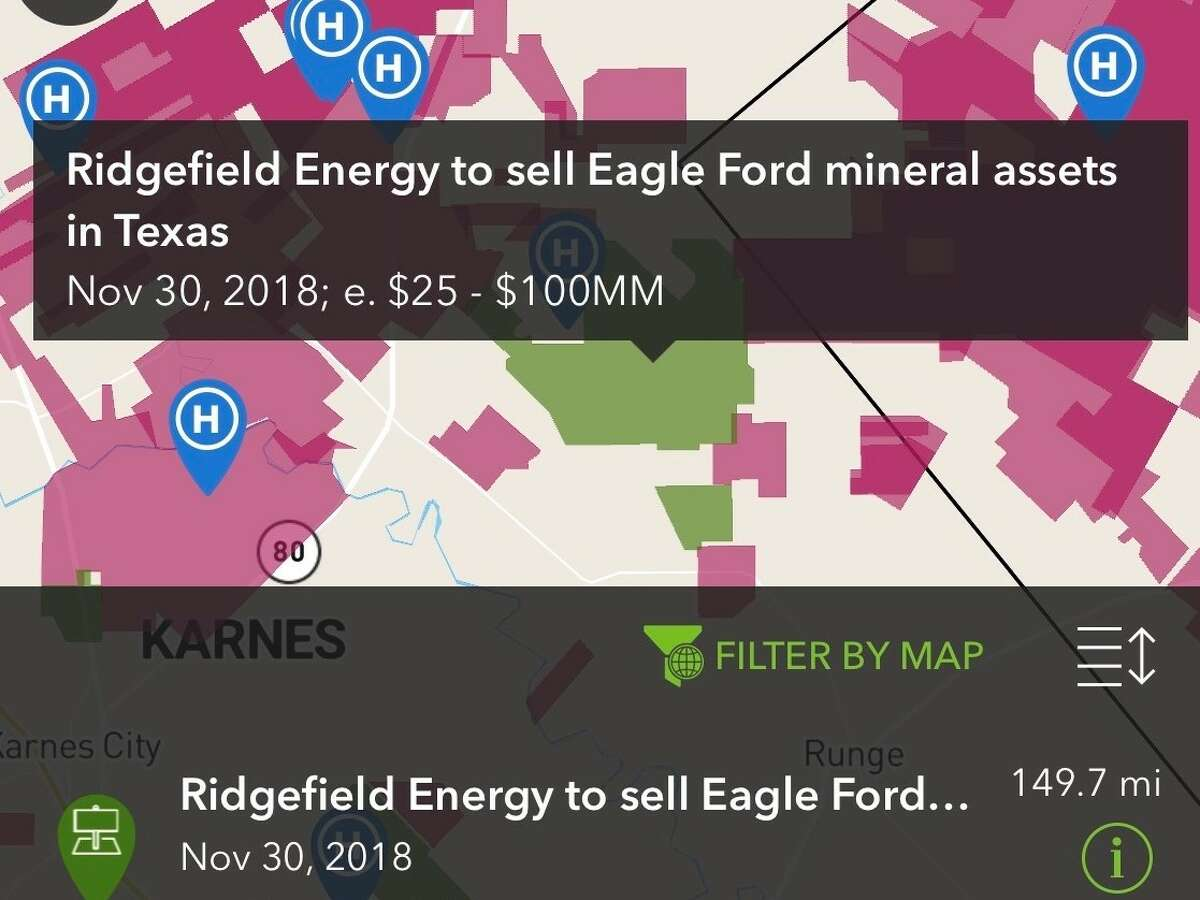 Austin oilfield data company Drillinginfo has rolled out a new product that is being touted as the oilfield version of Zillow.