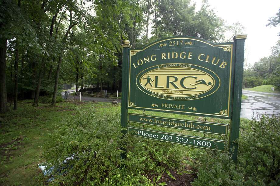 The Long Ridge Swim & Tennis Club, which Greenwich resident Martin Waters wants to convert the club into a tennis and soccer facility, in north Stamford, Conn. on Monday, Sept. 10, 2018. Photo: Michael Cummo / Hearst Connecticut Media / Stamford Advocate