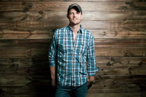 Country singer Josh Grider (courtesy)