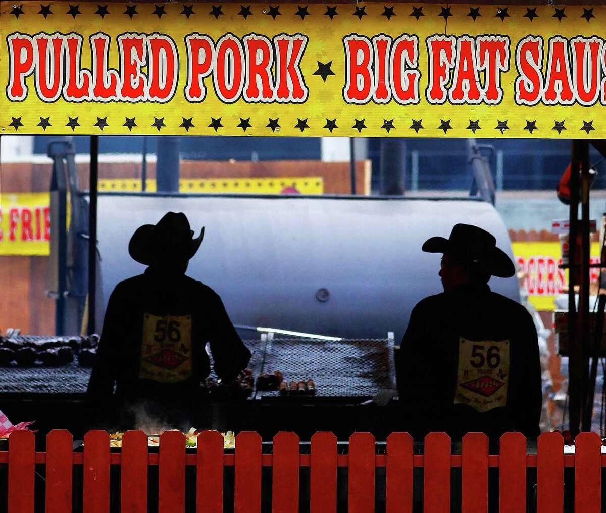 The food at the Houston Livestock Show and Rodeo runs the gamut from the classic to the unpredictable.