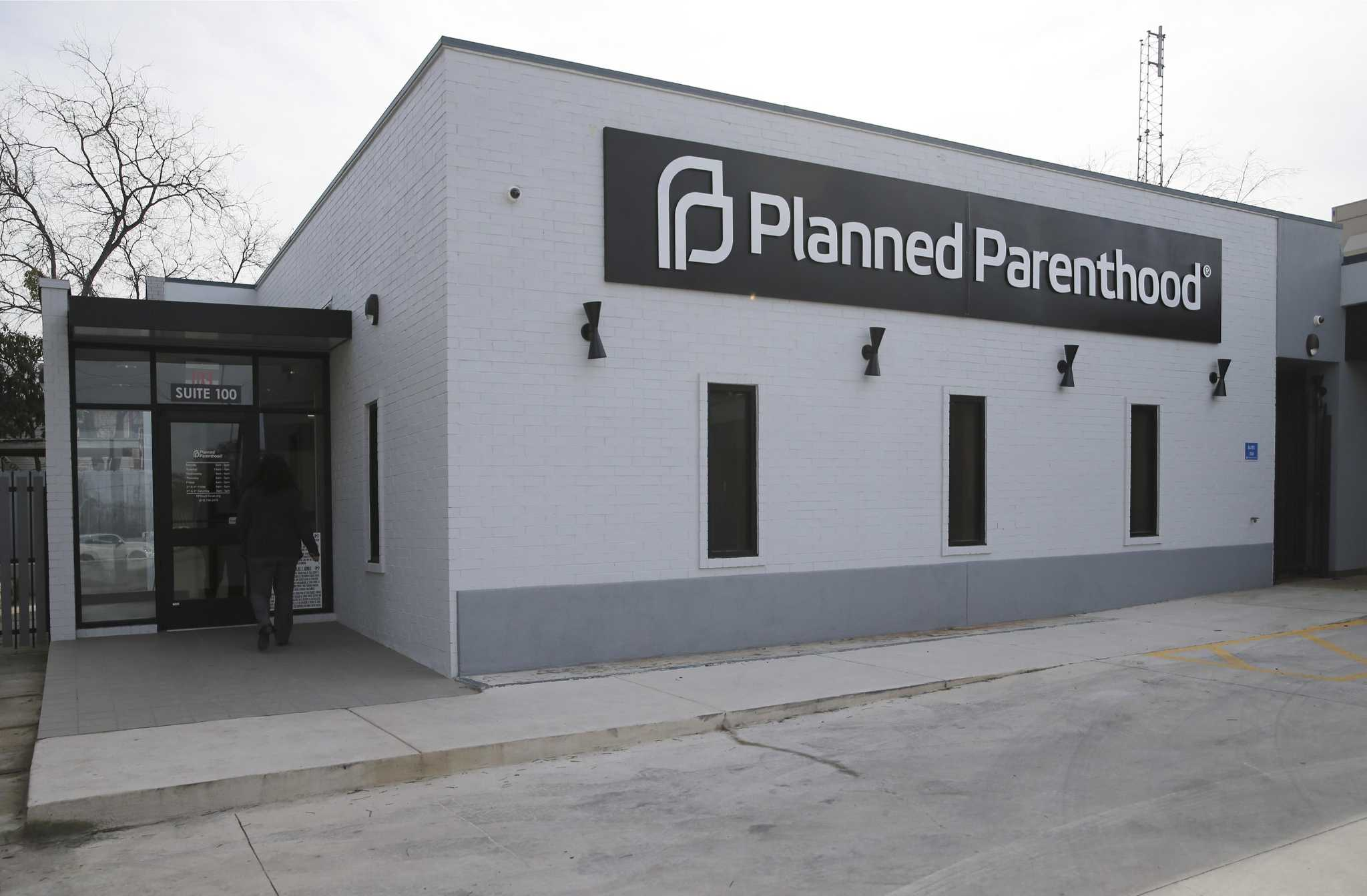 San Antonio's Planned Parenthood clinics have already taken Title X funding hit