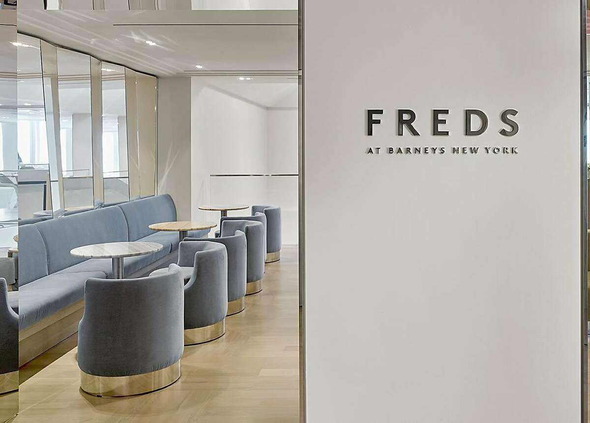 The Fred's restaurant at Barneys New York in Union Square with interiors by�Steven Harris Architects and Lalire March Architects and a menu by�executive chef Mark Strausman.