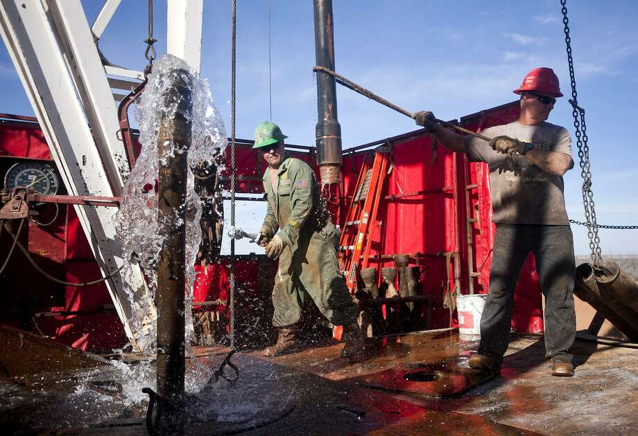 Midland and Reeves counties both gained one rig this week, for totals of 47 and 75, respectively, according to oil field services company Baker Hughe