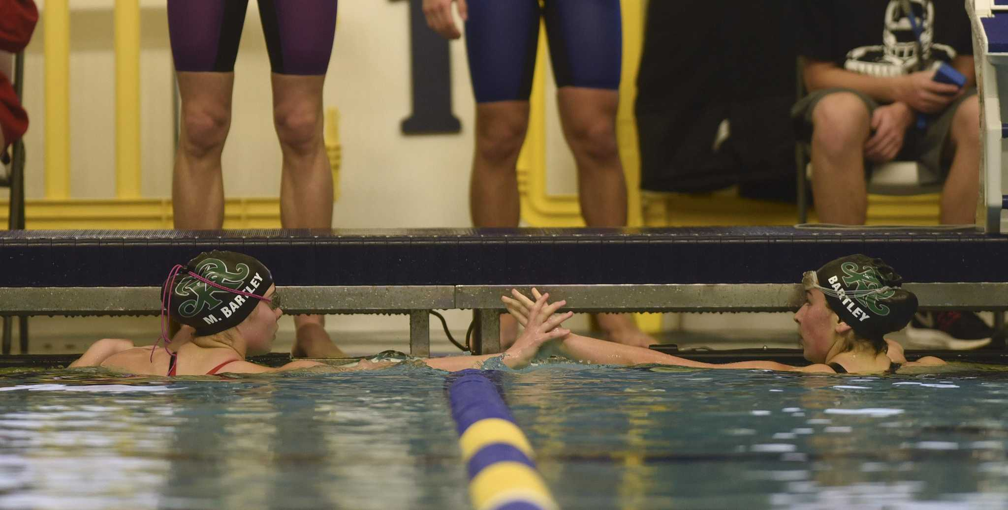 State meet a family affair for local swimmers