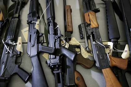 California struggles to seize guns from people who shouldn't
