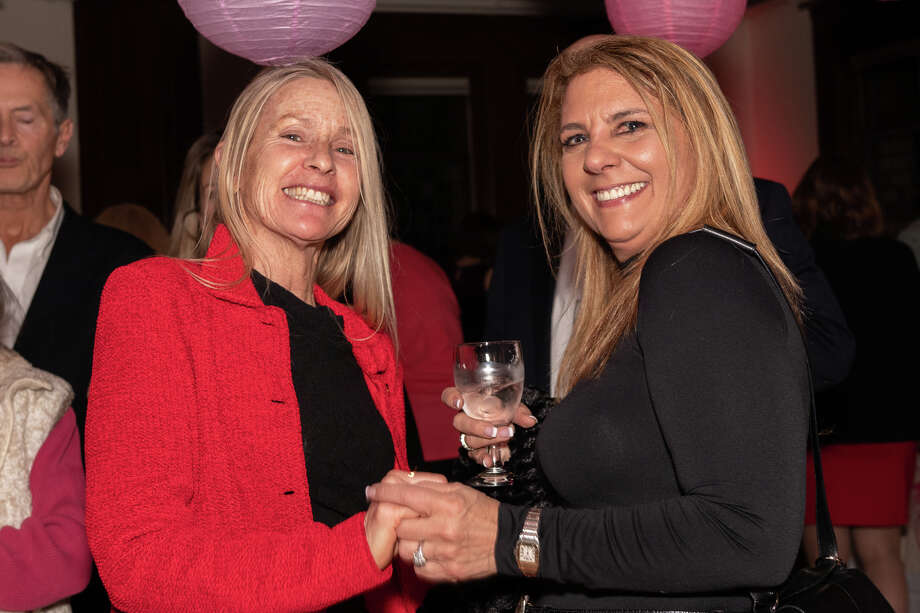 The Pequot Library in Southport held a fundraising gala, Head Over Heels for Pequot Library, on February 14, 2019. Guests enjoyed live music, champagne and more. Were you SEEN? Photo: Ken (Direct Kenx) Honore / Hearst CT Media