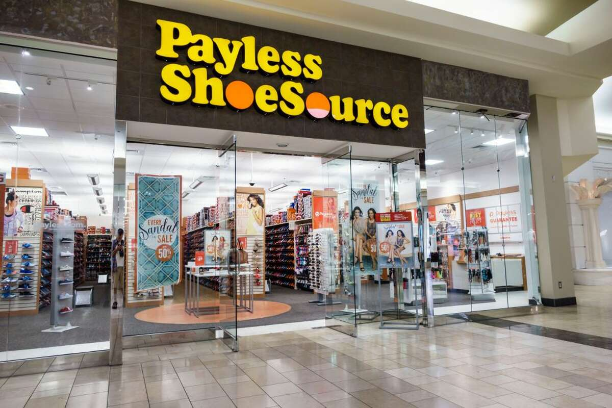 FILE-- Payless ShoeSource Inc. could be the latest brick-and-mortar store to fall victim to bankruptcy, according to multiple news outlets.