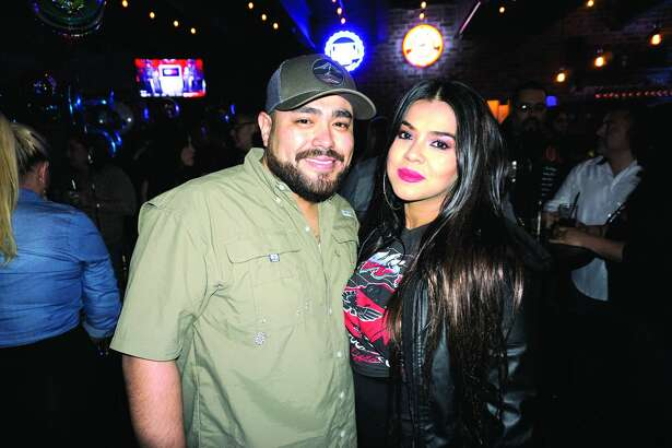 Jerry and Nilda Rodriguez at Rooftop Lounge Friday, February 15, 2019