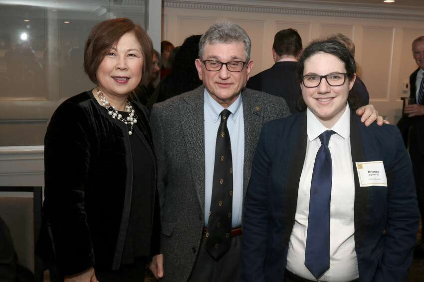 Were You Seen at the College of St. Rose Annual Rose of Lima Reception and Dinner at The Renaissance Hotel in Albany on Thursday, February 14, 2019?