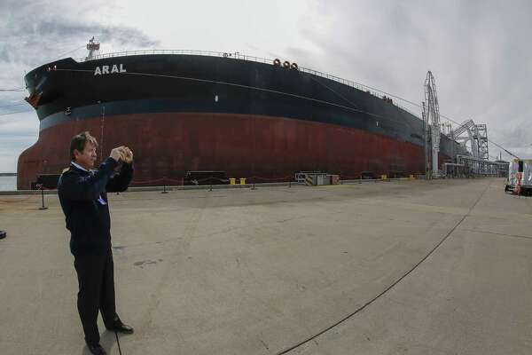 Reporter's Notebook: Life aboard a VLCC tanker - HoustonChronicle com