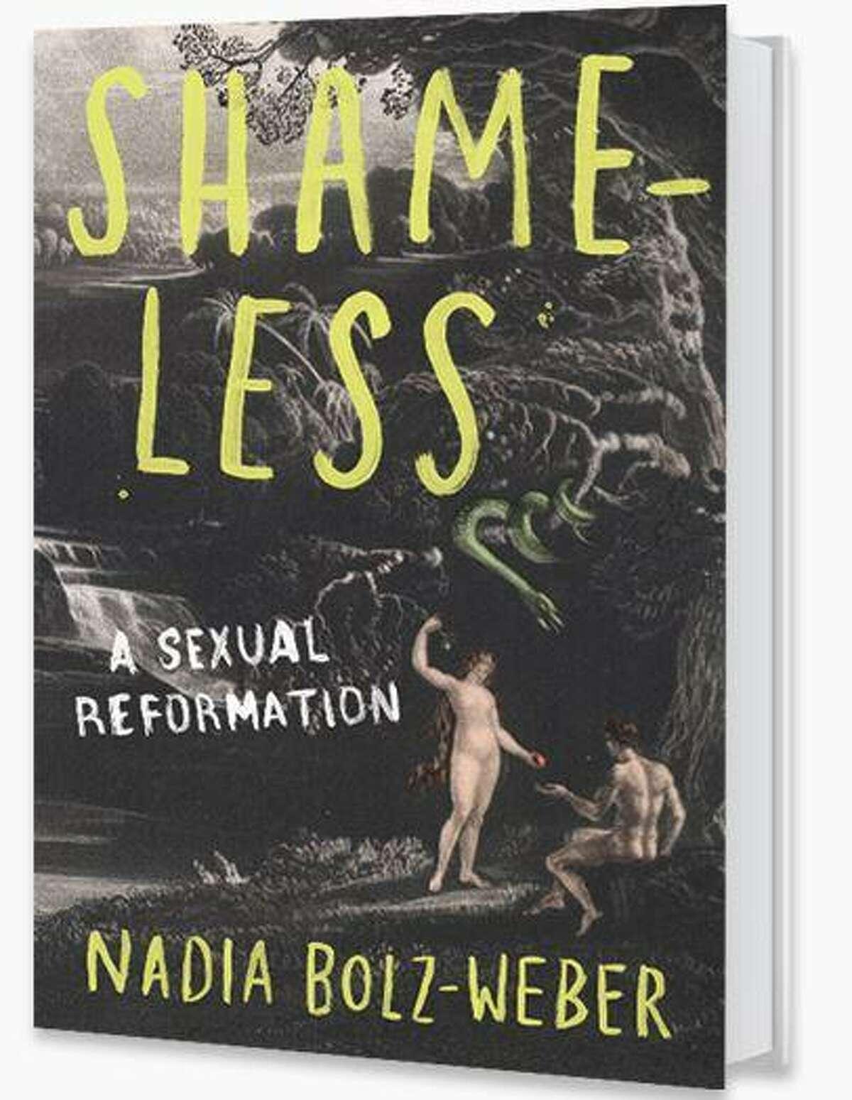 Shameless, by Nadia Bolz-Weber.