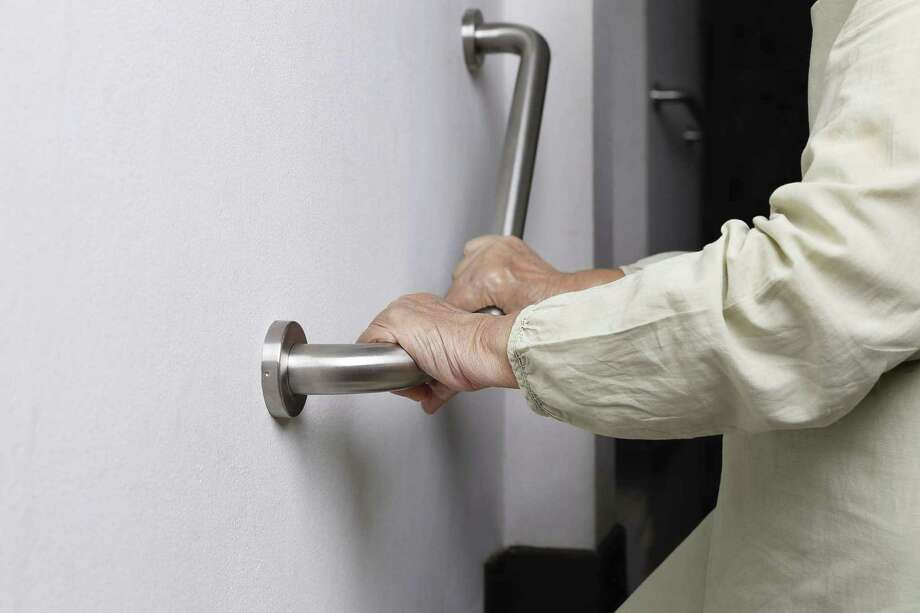 Grab bars are just one of the ways to reduce falls.