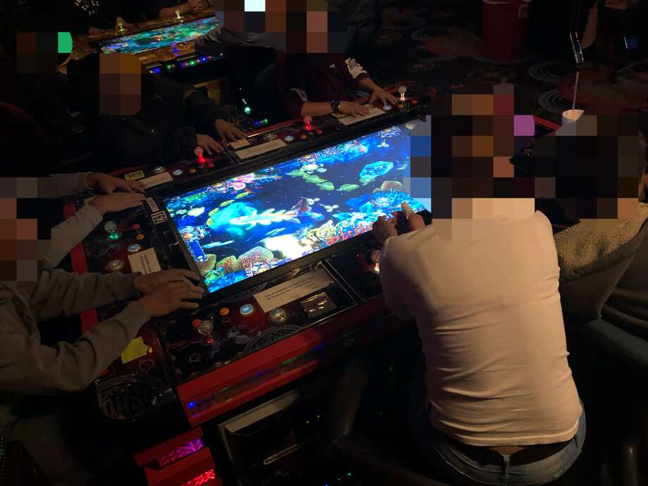 Exclusive Photos Offer Inside Look At Illegal Gambling Ring Busted In Harris County Houston Chronicle