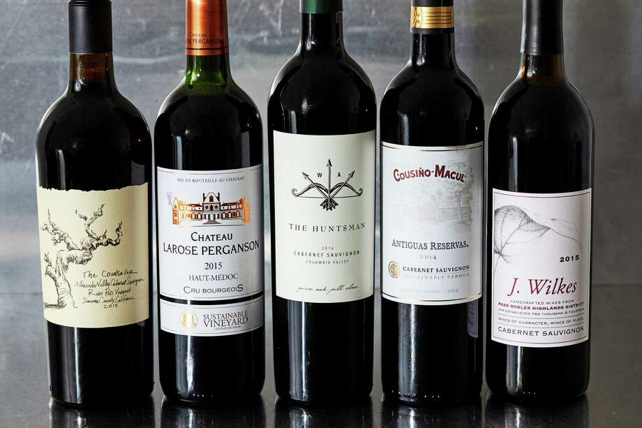 These wines show that high-quality cabernet sauvignon isn't out of reach. Photo: Photo By Stacy Zarin Goldberg For The Washington Post / For The Washington Post