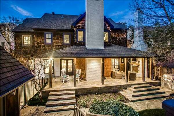 University Park: 3837 Villanova Street List price: $1.9 million Square feet: 4,214