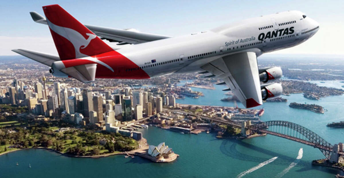 Qantas is a great way to get to the South Pacific or Australia using your Alaska Air miles