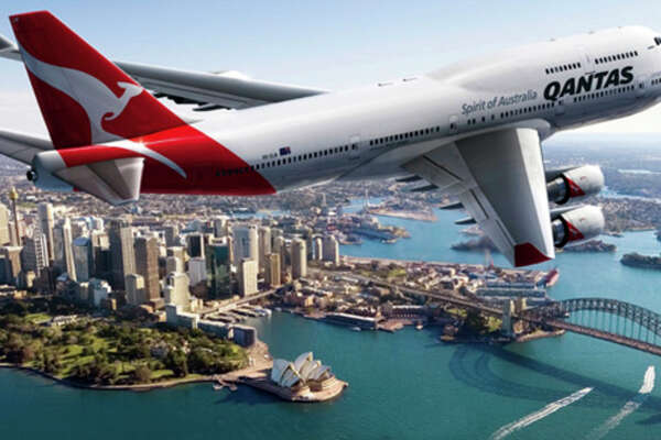 Alaska Airlines' code is now on Qantas flights to Australia from SFO, LAX and Honolulu.