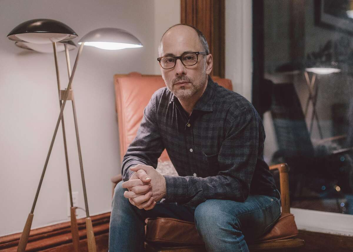 Jeff Dachis, chief executive of One Drop, a diabetes management platform, in New York, Feb. 9, 2019. 3D-printed and