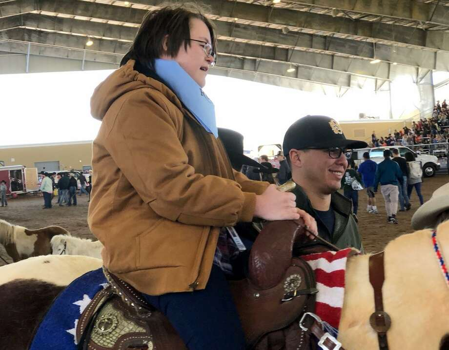 Katy Isd Hosts Rodeo For Special Needs Kids Houston