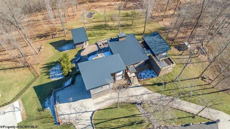 New Houston football coach Dana Holgorsen has listed his West Virginia mansion for $2.95 million. Photo: Realtor.com