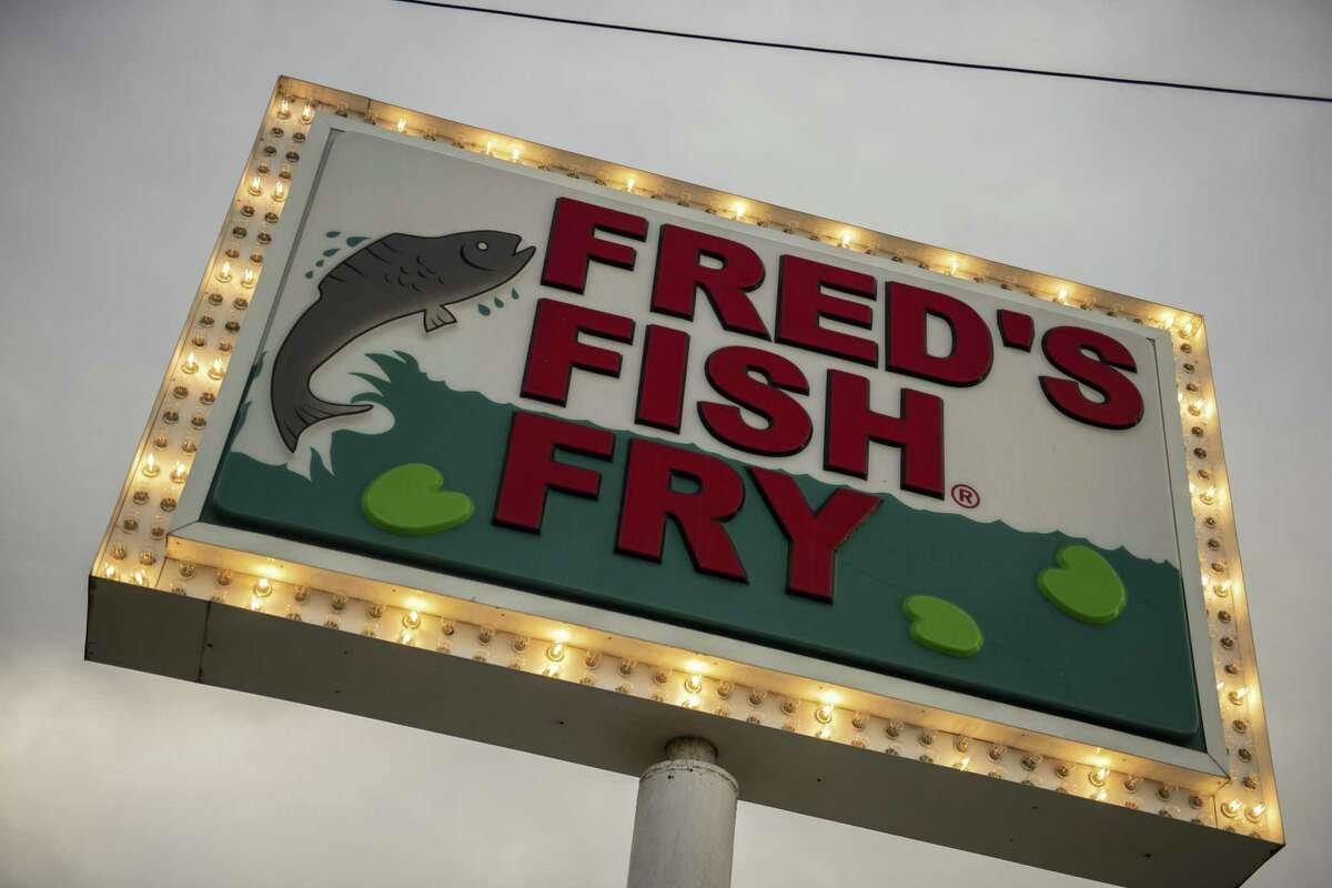 """@johndelizondo: """"Fred's Fish Fry Region"""""""