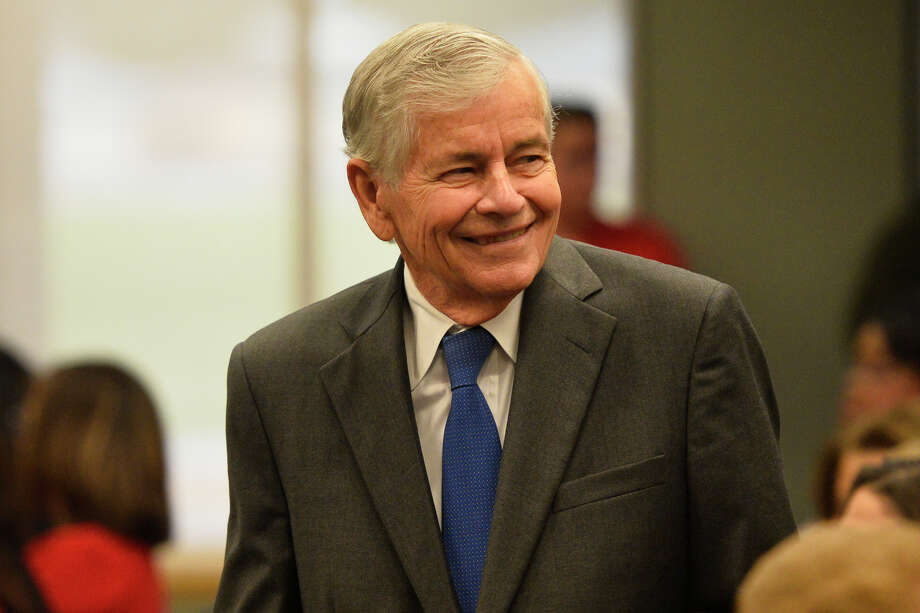 State Rep. Tom Craddick will again seek a constitutional amendment that sets aside money for initiatives in areas significantly impacted by oil and gas production.  Photo: James Durbin / ? 2019 Midland Reporter-Telegram. All Rights Reserved.