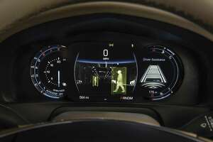 Some models of Cadillac, BMW, Mercedes-Benz and Audi offer infrared night vision systems.