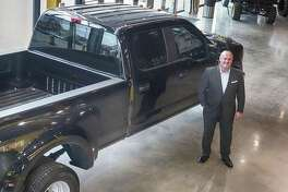 """""""It's just a good marriage between Mr. Doggett and me,"""" said Jason Mosley, general manager of Doggett Ford. """"He's No. 1 at what he does and I've been the No. 1 Ford dealer, so between the two of us there's no reason we can't win."""""""