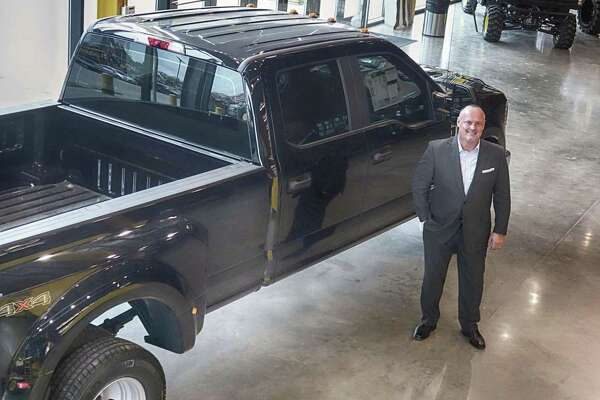 """It's just a good marriage between Mr. Doggett and me,"" said Jason Mosley, general manager of Doggett Ford. ""He's No. 1 at what he does and I've been the No. 1 Ford dealer, so between the two of us there's no reason we can't win."""