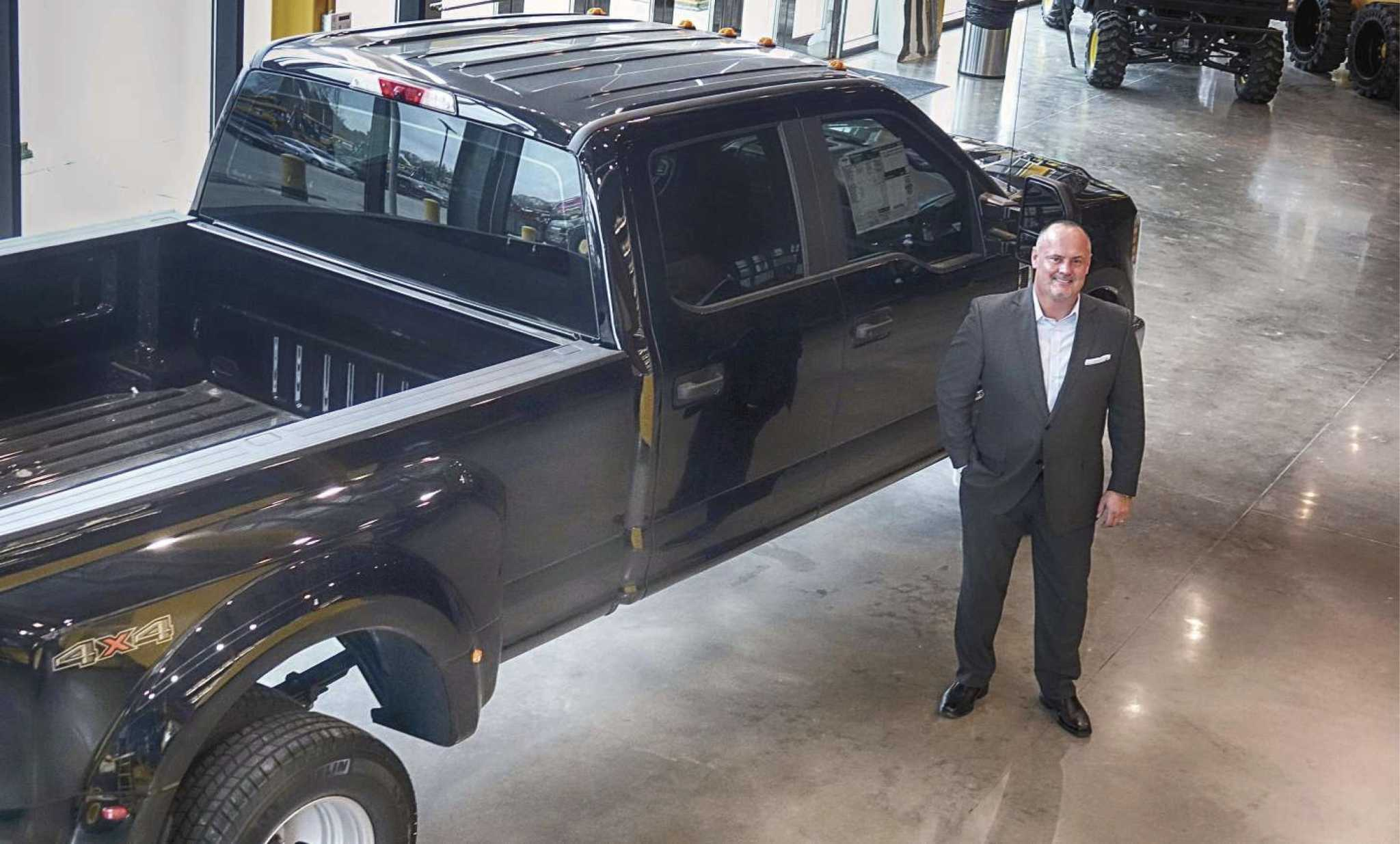Dealership Spotlight:Doggett sees big, bright picture for service at upcoming Ford store