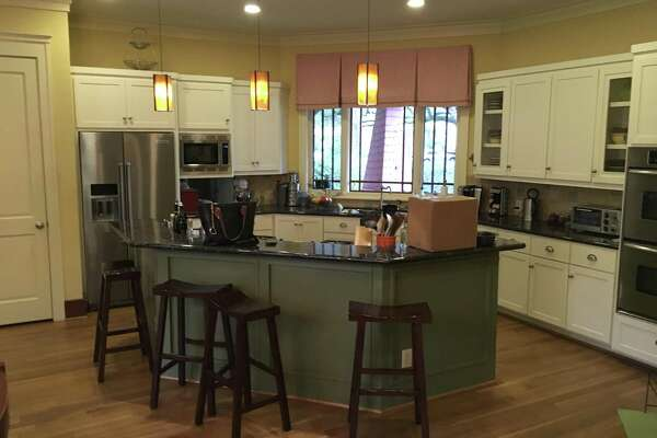 Dated To Dazzling Remodel Spurs Bigger Ideas In Boulevard Oaks