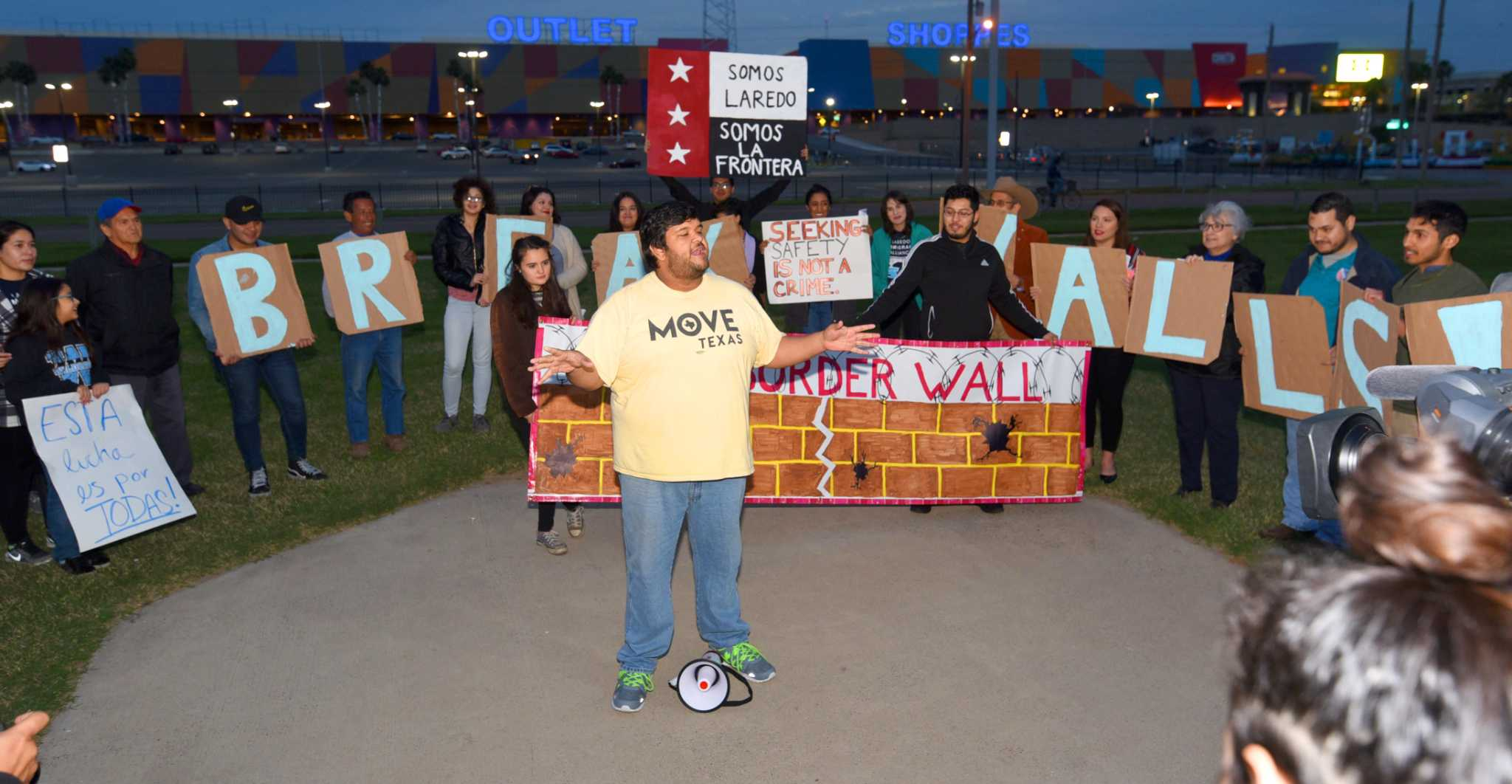 Laredo is no place to construct a wall [Opinion]