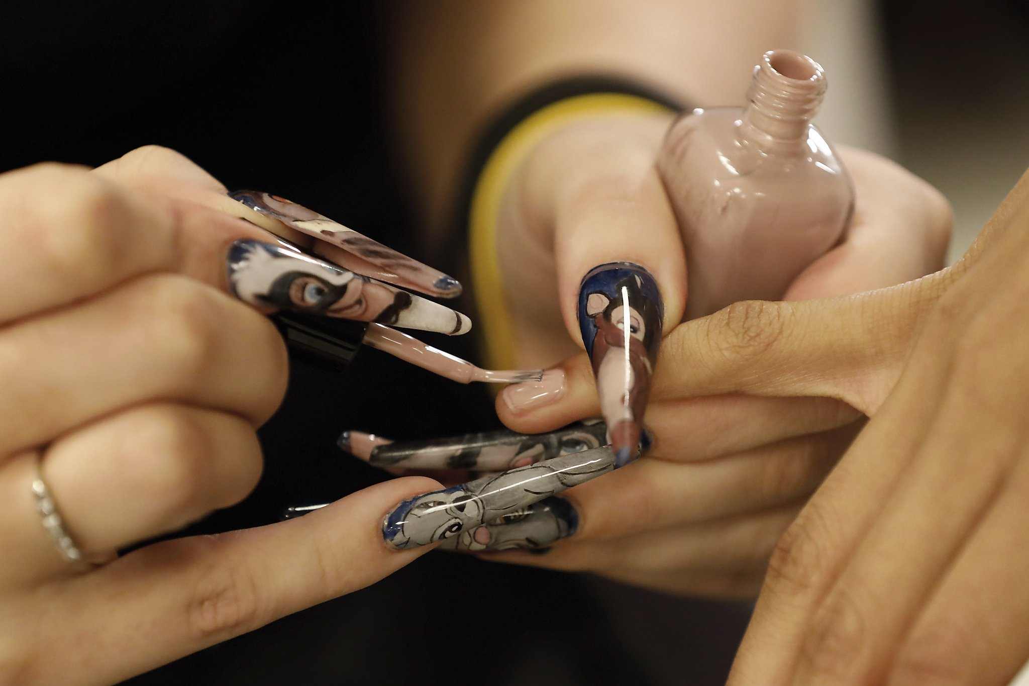 State Regulators Say A Chemical In Nail Polish Is Hazardous Want It Eliminated