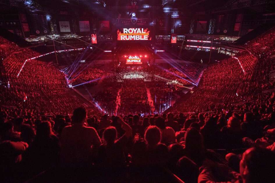The Royal Rumble will be coming to Houston