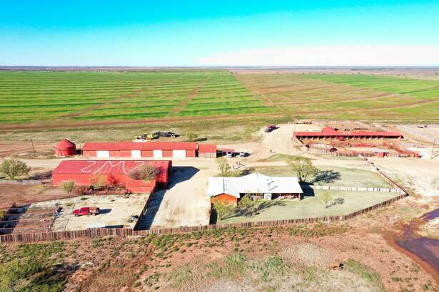 TheSwenson Ranchin Stamford was put on the market Thursday for the first time in 165 years. The 41,000-acre ranch is priced at $49.2 million.