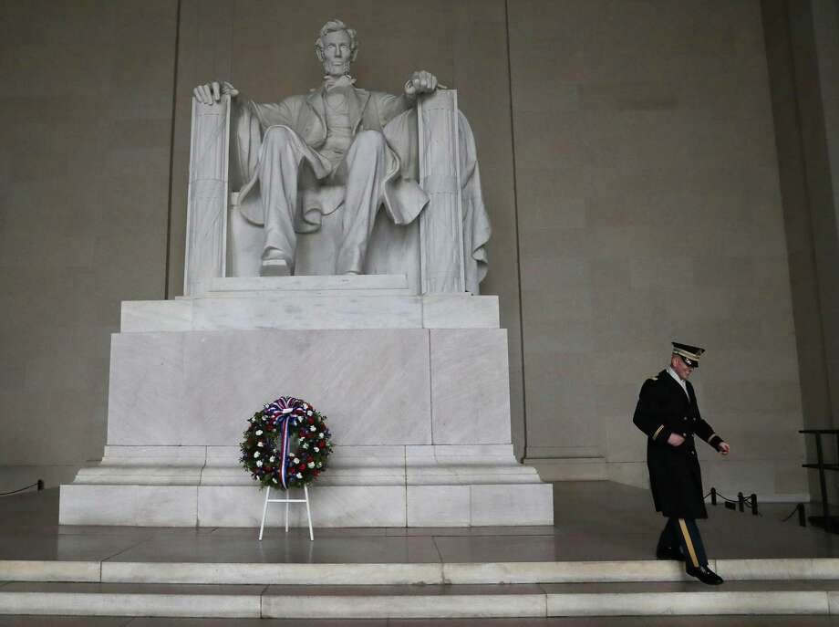 Revered and honored today as one of our best presidents, Abraham Lincoln was not so popular when he was elected in 1860, an event that helped trigger the Civil War. Photo: Mark Wilson /Getty Images / 2019 Getty Images