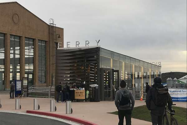 Two New Ferry Terminals Address The Practical Sea Level Rise