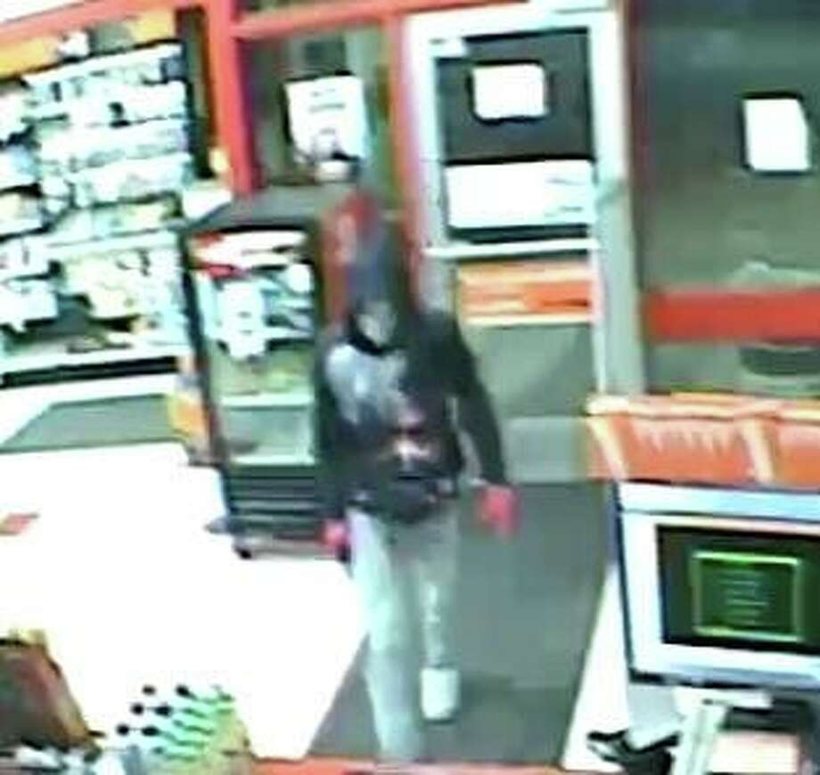The AutoZone located at 717 W. Wadley Ave. was robbed at gun point at about 10 p.m. Feb. 2. Photo: Midland Crime Stoppers