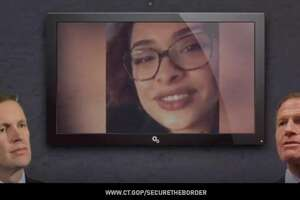 "The Connecticut Republican Party has agreed to take down a video it posted this week that used the death of Valerie Reyes, whose body was found in Greenwich, to push the message ""Secure the Border Now."""